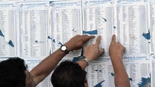 Polls open in Nicaragua's presidential election
