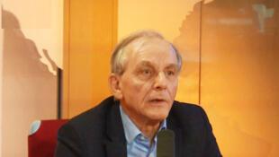 Axel Kahn, généticien et président de la Ligue nationale contre le cancer.