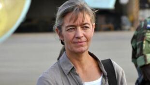 "Béatrice Stockly ""Suisse"" jamanaden min minɛnna jatigɛwalenkɛlaw fɛ Mali jamana na ."