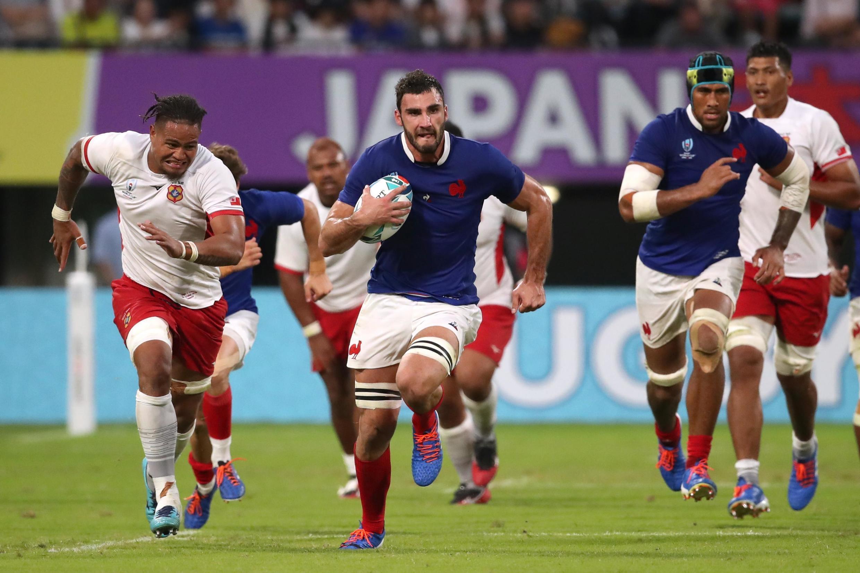 Les Tonga ont menacé les Français jusqu'au bout lors du Mondial 2019 au Japon.