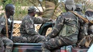 Sojojin kasar Guinea-Bissau