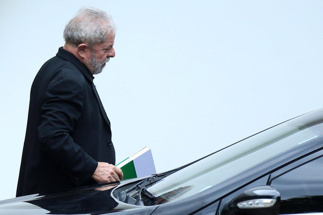 O ex-presidente Lula não pode assumir suas funções com a decisão do Supremo