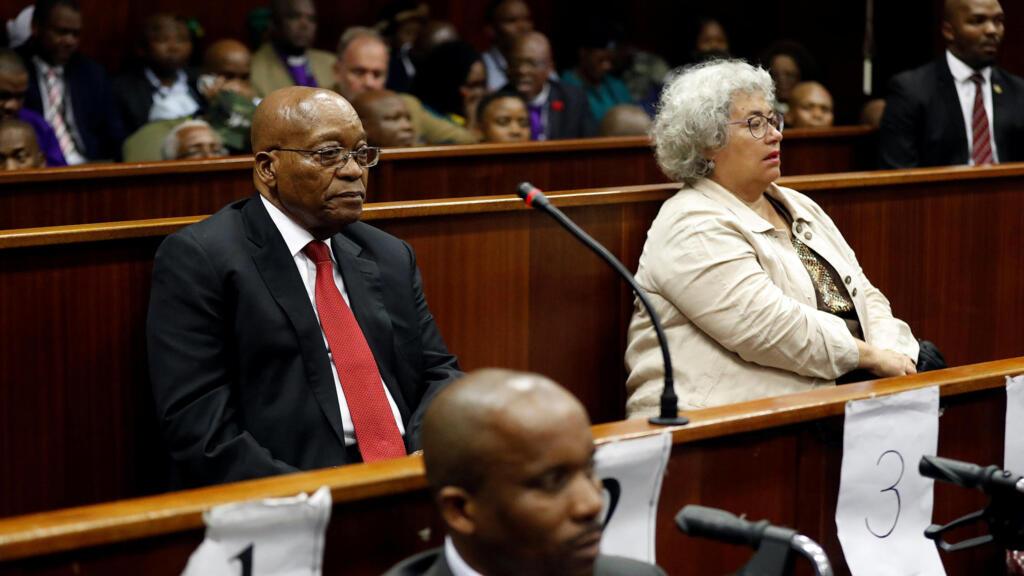 Bataille judiciaire autour de la santé de Zuma, absent pour la reprise de son procès