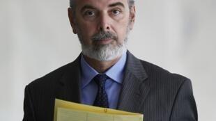 O ministro das Relações Exteriores do Brasil, Antonio Patriota.