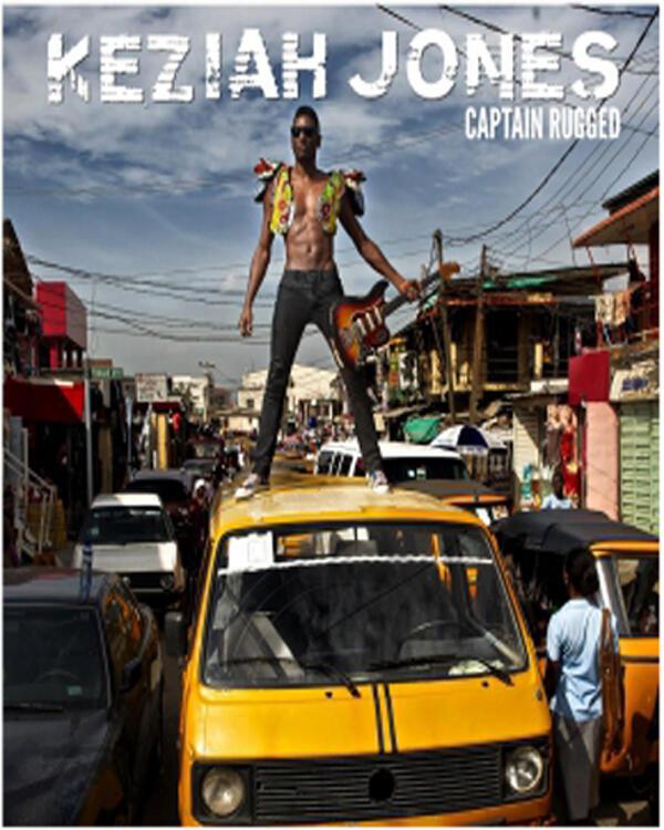 Keziah Jones, album Captain Rugged