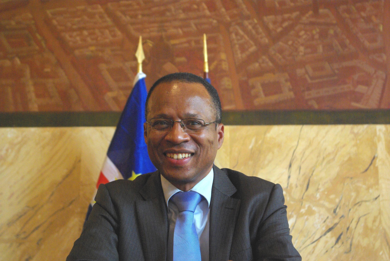 Ulisses Correia e Silva, Primeiro-ministro de Cabo Verde.