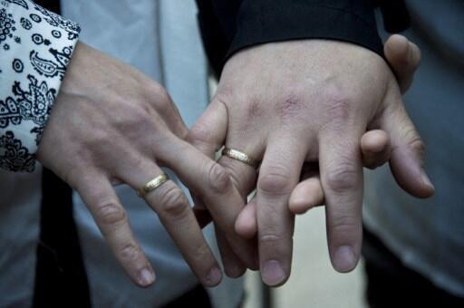 CHILE CHILI MATRIMONIO GAY MARIAGE HOMOSEXUEL
