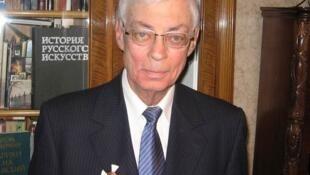 Борис Павлович Пустынцев