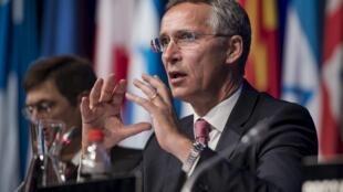 Tướng Jens Stoltenberg, Tổng thư ký khối Liên Minh Bắc Đại Tây Dương - NATO.
