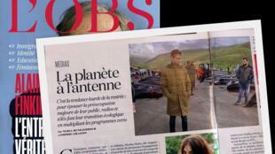 L'OBS destaca os vários programas sobre meio ambiente que estam nos programas das moda nas mídias.