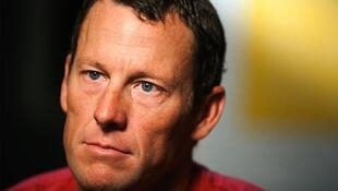 Former cyclist Lance Armstrong, who was stripped of his seven Tour de France titles