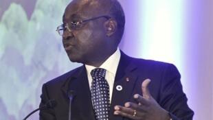 Donald Kaberuka, actuel président de la Banque africaine de développement (BAD).