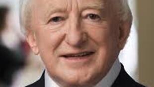 Rais wa Ireland, Michael Higgins