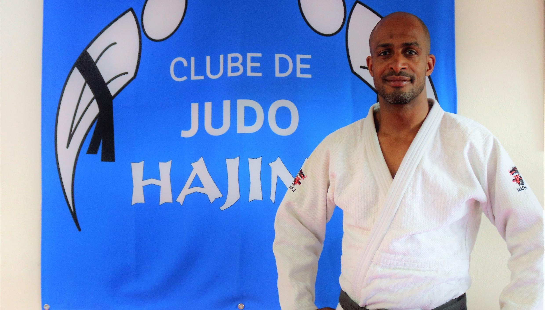 Noel Delgado.Seleccionador de Judo de Cabo Verde.2