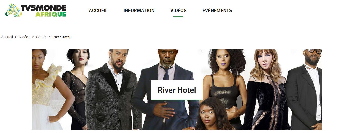 Capture d'écran du site TV5MONDE.