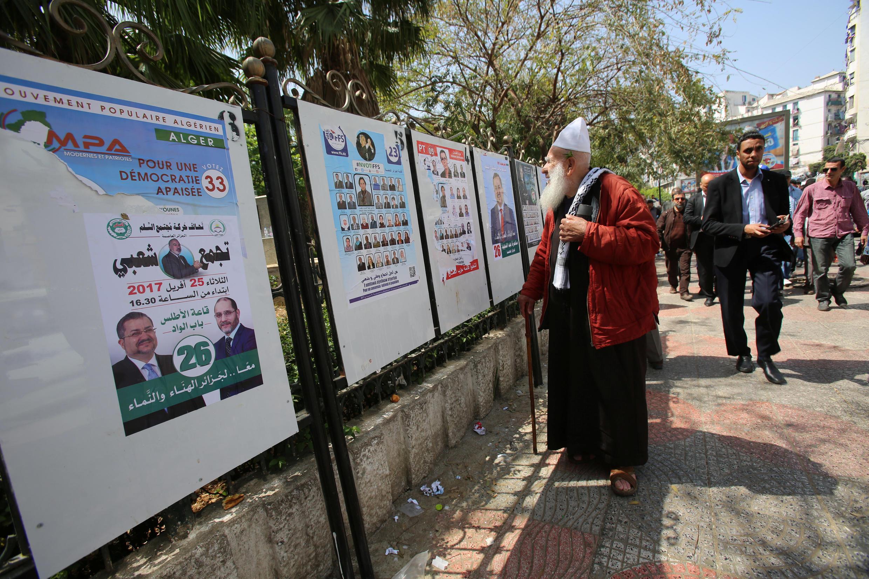 Argélia: legislativas e início da era pós-Bouteflika