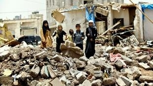 The war in Yemen has left thousands dead and triggered the world's worst humanitarian crisis, according to the United Nations.