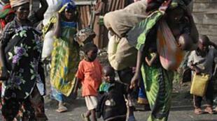 Wakimbizi wa DRCongo