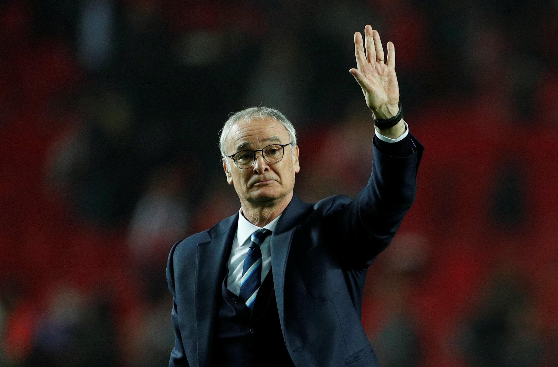 Hail Romans: Claudio Ranieri returns to the club where he began his playing career.