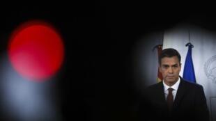 Педро Санчес надеется, что новые выборы помогут его партии занять более прочное положение в испанском парламенте