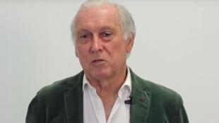 Professeur Jean-François Delfraissy est le président du Comité Consultatif National d'Ethique.