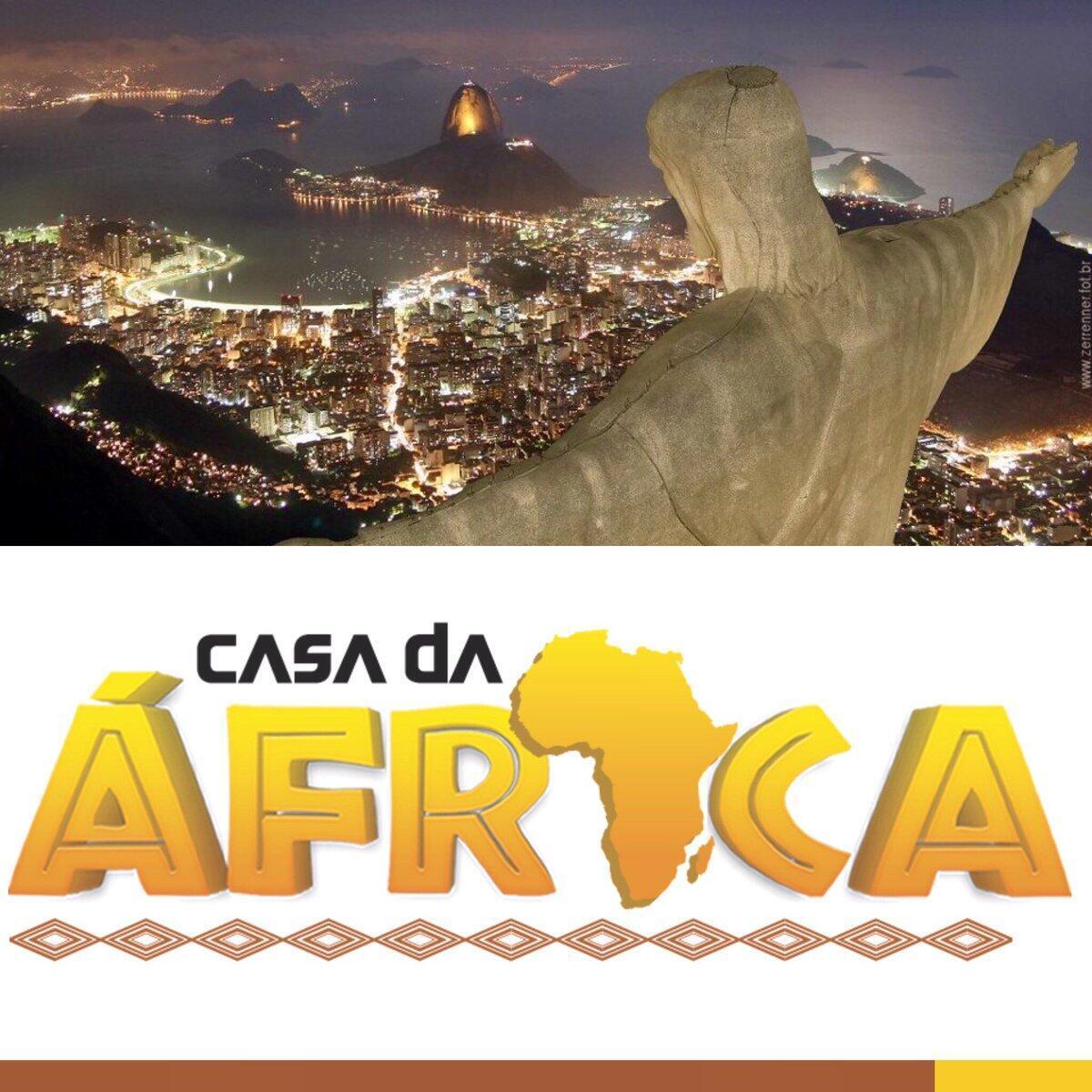 La Casa Africa à Rio accueille les 52 comités nationaux olympiques africains.