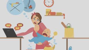 Enfants, travail, foyer... Comment concilier vie professionnelle et personnelle quand on est une femme ?