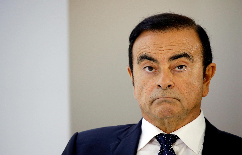 Pela segunda vez, Carlos Ghosn é indiciado em Tóquio.