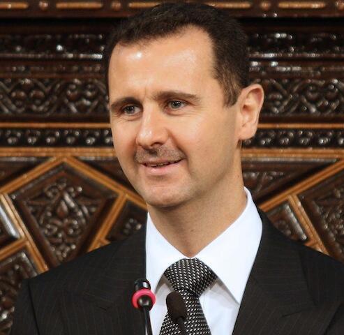 Rais wa Syria Bashar al Assad