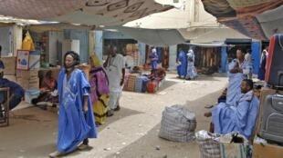 """Nouakchott foi palco de reações de cólera, que pediam a morte do jovem muçulmano por """"blasfêmia""""."""