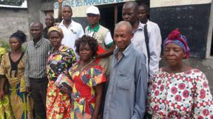 Les membres de la Coopérative des maraîchers de Masina Tshwengé en RDC.
