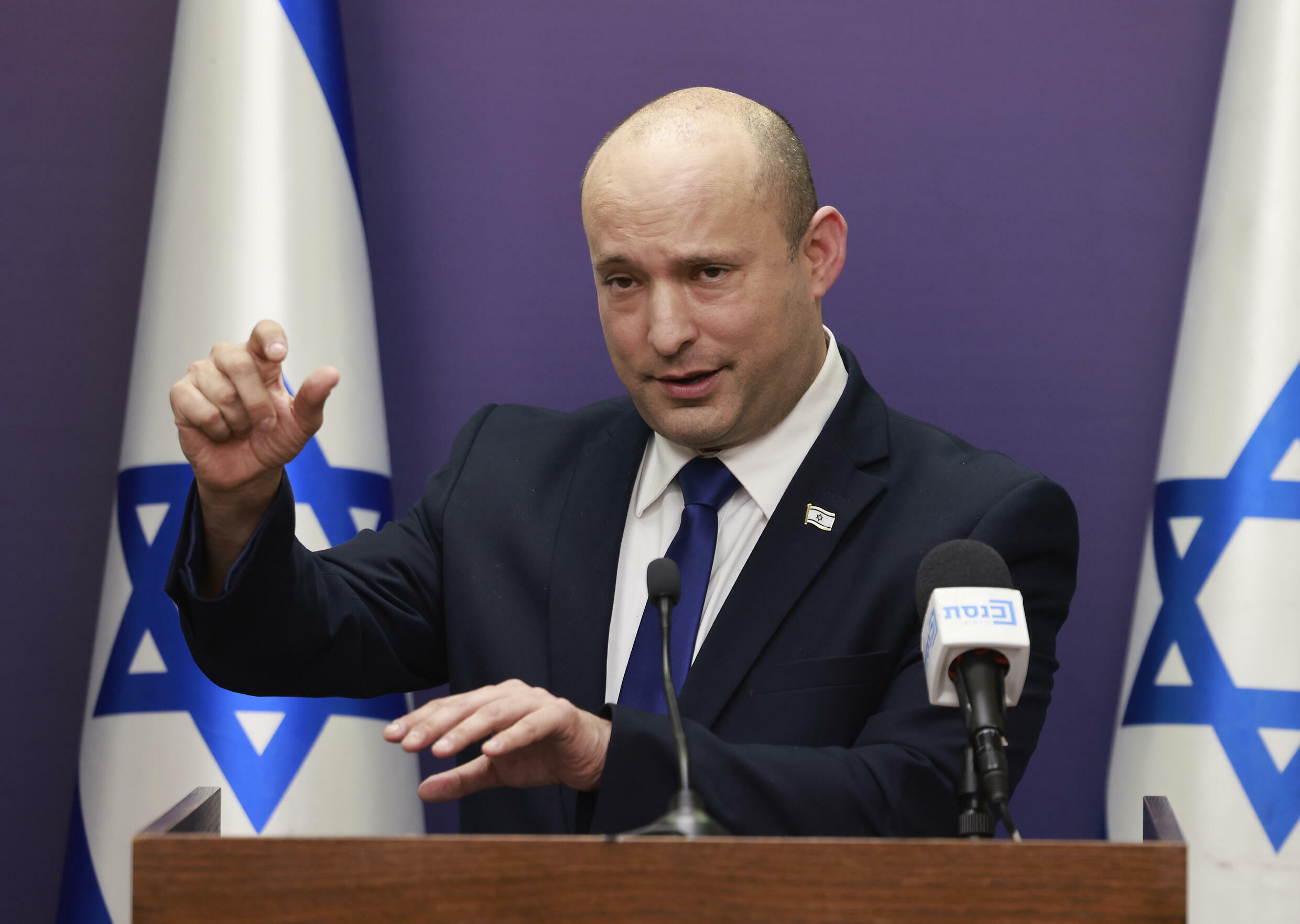 Israeli Prime Minister Naftali Bennett faces his first major blow since taking office as lawmakers fail to extend a controversial measure that denied Israeli citizenship and residency rights to Palestinian spouses from the West Bank and Gaza