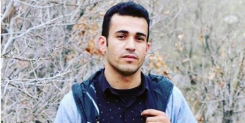 رامین حسینپناهی، زندانی سیاسی