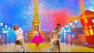 eurovision junior - valentina -