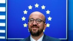L'ancien Premier ministre belge Charles Michel a succédé à Donald Tusk à la tête du Conseil européen.