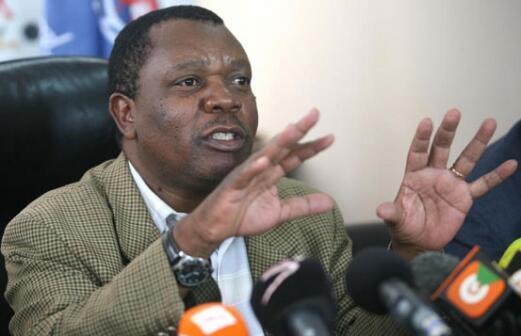 Katibu Mkuu wa Cecafa, Nicholaus Musonye ambaye ni msimamizi mkuu wa michuano ya Kagame