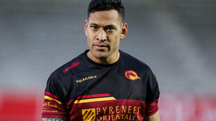 Israel Folau has launched legal action against Queensland Rugby League