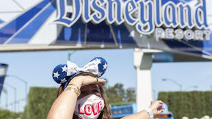 Disneyland Park-- the world's second-most visited theme park -- and neighboring Disney California Adventure Park have finally reopened