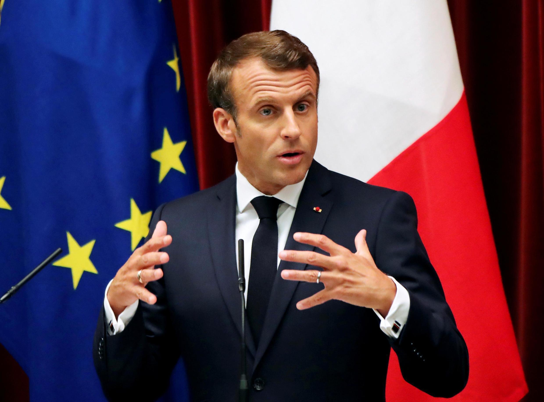 Президент Макрон поприветствовал«конструктивность ипоследовательность действий украинского президента»