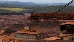 La rupture du barrage minier de Brumadinho a fait au moins 134 morts et 199 disparus.
