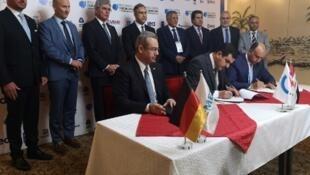 Le contrat signé samedi 14 septembre entre Siemens et Bagdad vise à doubler la production électrique de l'Irak, en pénurie chronique.