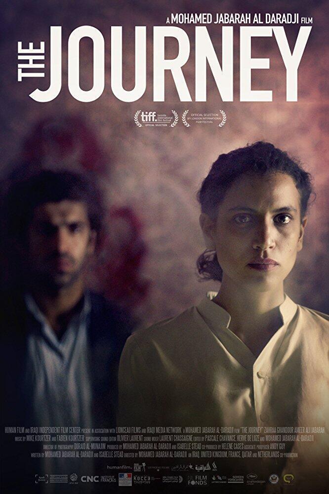 L'affiche du film irakien «The Journey» de Mohamed Al-Daradji.