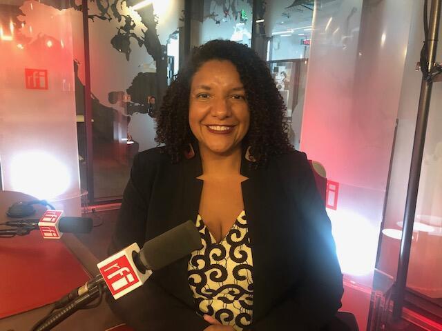 Renata Souza - dep. Alerj (Psol - RJ)