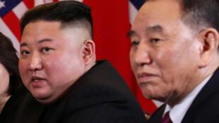 平壤批評美國的對朝政策