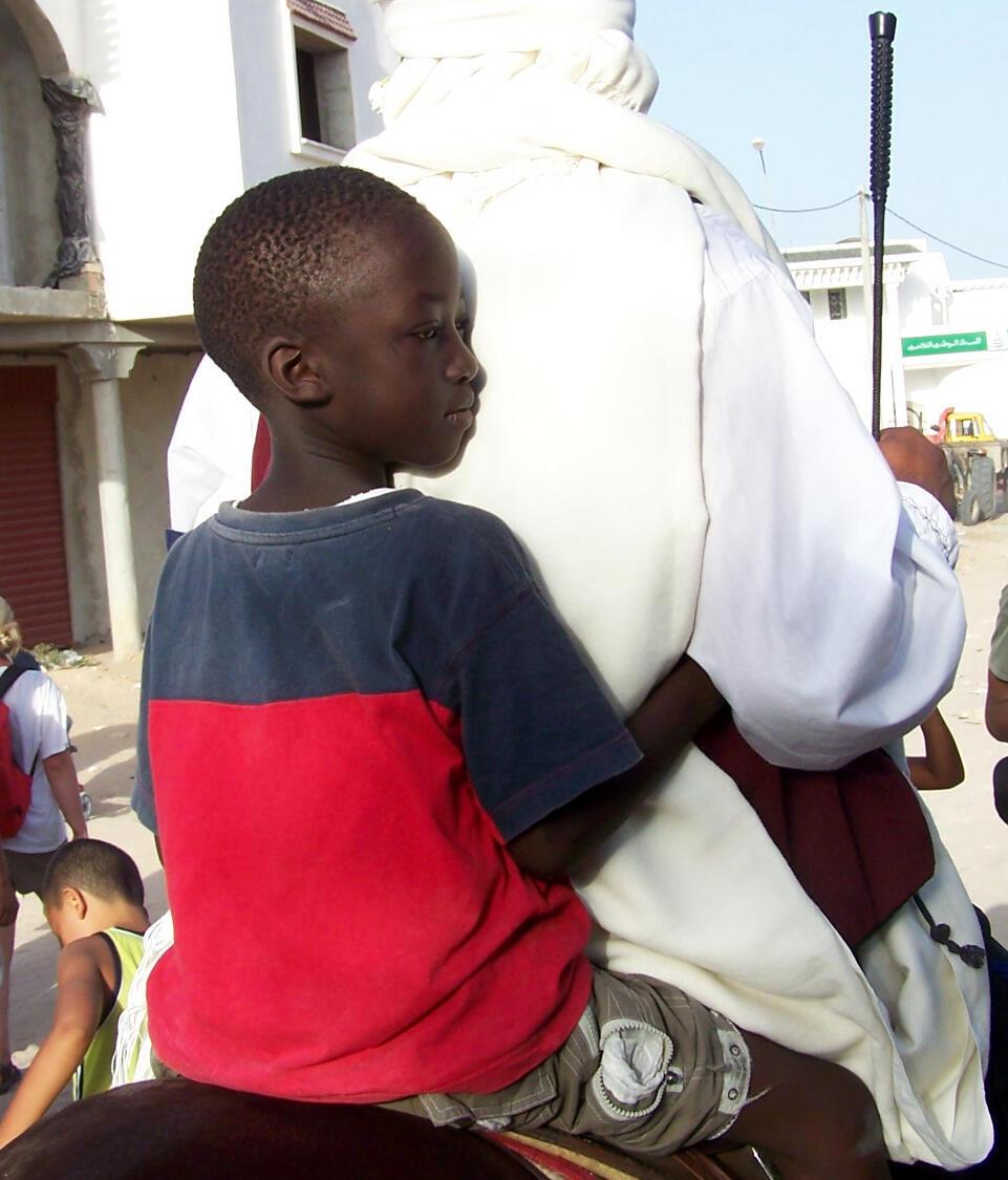 Pour Samba Diallo, c'est un déchirement cette rencontre entre les cultures.
