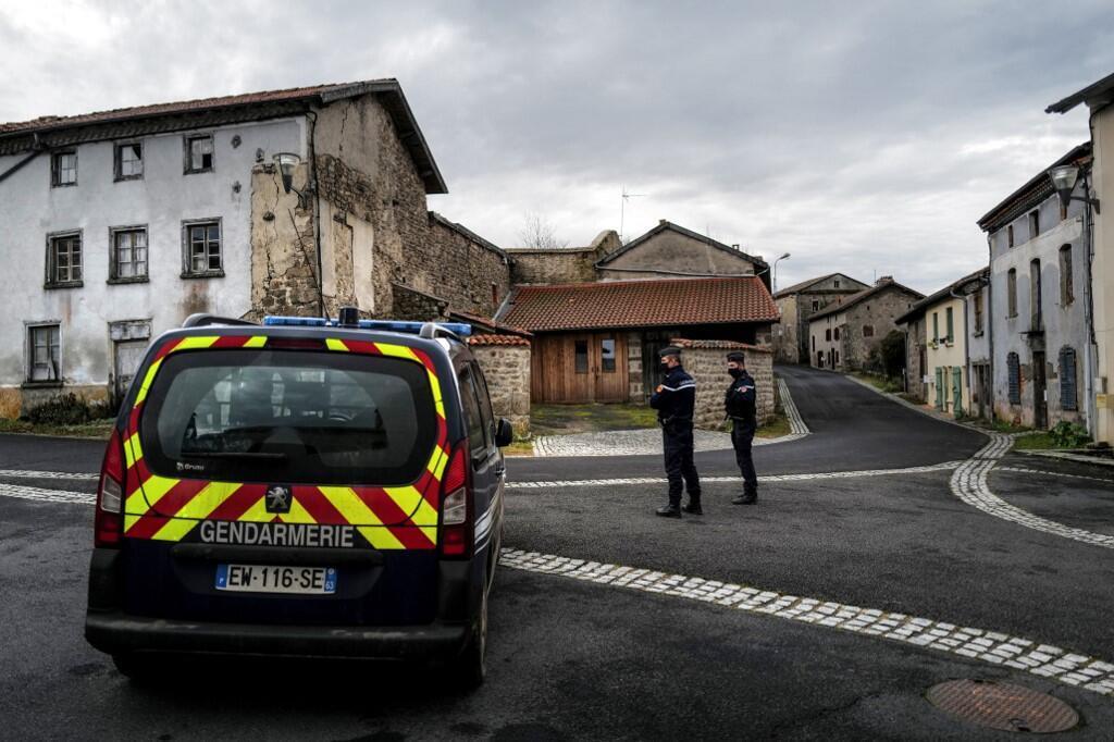 2020/12/23 france police killed shooting saint just Clermont-Ferrand Puy-de-Dôme domestic violence
