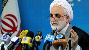 غلامحسین محسنی اژهای سخنگو قوۀ قضاییه جمهوری اسلامی ایران