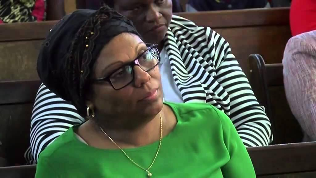 Ministra da Saúde moçambicana, Nazira Abdula