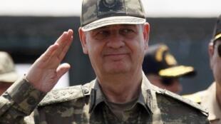 Général  Ilker Basbug, ancien chef d'état-major de l'armée en Turquie.