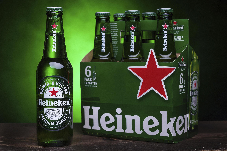 PHOTO Pack Heineken